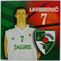 2004 - 2005 Kauno Žalgiris...