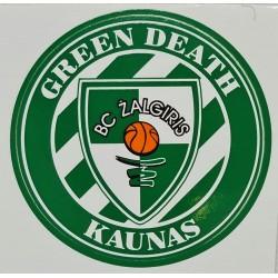 Žalgirio fan klubo Green...