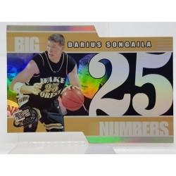 2002 Press Pass Big Numbers