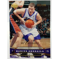 2004-05 Topps Total UD...