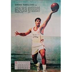 Lietuva - krepšinio olimpe