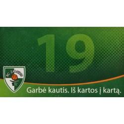 2009-10 Žalgirio...