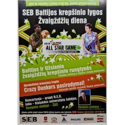 2007  SEB BBL žavaigždžių...