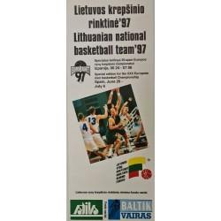 1997 Lietuvos vyrų...