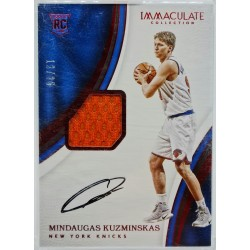 2016-17 Immaculate Rookie...