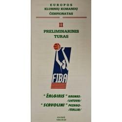 1994-95 Europos klubinių...