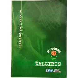 1999 - 2000 Kauno Žalgiris