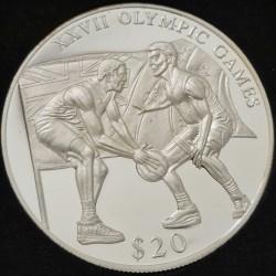 2000 Sidnėjus OŽ