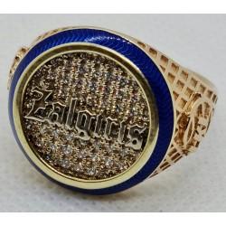 2014 LKL Čempionų žiedas