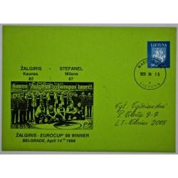 1998  Kauno Žalgiris