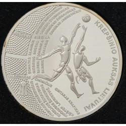 Krepšinio auksas Lietuvai
