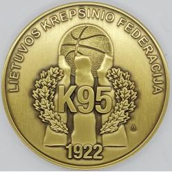 Lietuvos krepšiniui 95