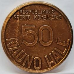 Kauno Halė 50