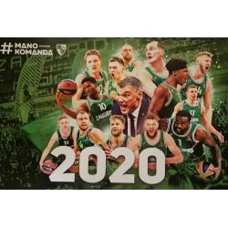 2020 Kauno Žalgirio...