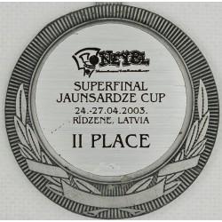 2003 Šiaurės Europos...