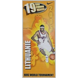 2005 Nike world tournament