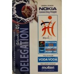 2005 U18 Europos krepšinio...