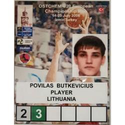 2006 U20 Europos krepšinio...