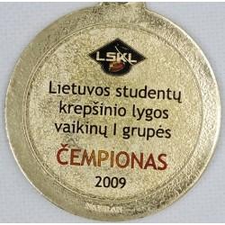 2009 Lietuvos studentų...