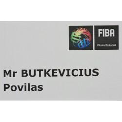 FIBA akreditacija
