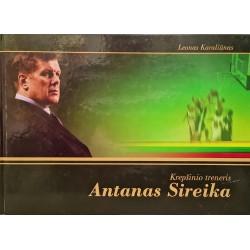 Krepšinio treneris Antanas...