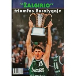 Žalgirio triumfas Eurolygoje
