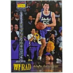 1994 Signature Rookies Tetrad