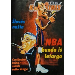 1999 Savaitinis žurnalas...