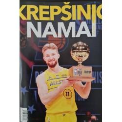 2021 Žurnalas Krepšinio namai