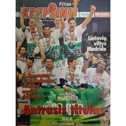 2008 Savaitinis žurnalas...