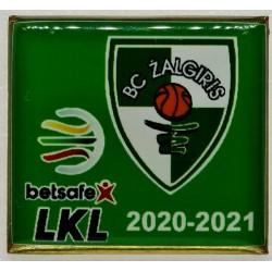 2020 - 2021 ženkliukas