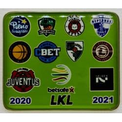 2020 - 2021 LKL ženkliukas