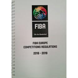 2018-2019 FIBA Europa...