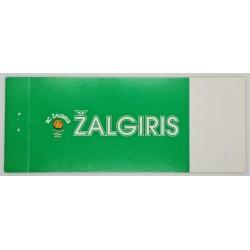 1998-99 Žalgirio  sezono...