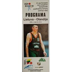 Euro Basket 99