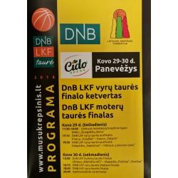 2014 DNB LFF taurė