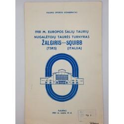 1981 Europos šalių taurių...