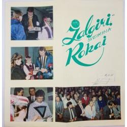 1988 Žalgirį sveikina Rokai