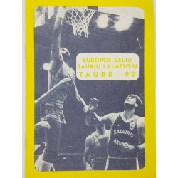 1990 Europos šalių taurių...