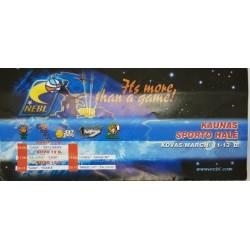 2000 NEBL Kauno turas