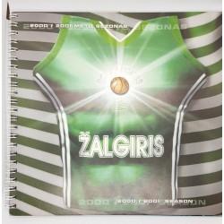 2000-2001 Kauno Žalgiris