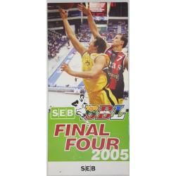 2005 BBL Final Four