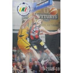 2005-2006 LKL čempionato...
