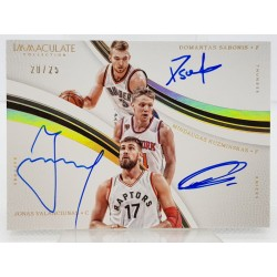 2016-17 Immaculate Triple...