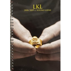 2008-2009 LKL sezono gidas