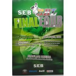 2008 BBL Final Four