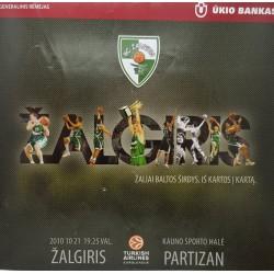 2010-2011 Eurolygos rungtynės