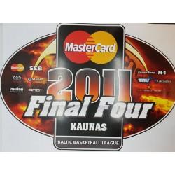 2011 BBL Final Four