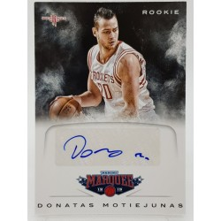 2012-13 Marquee Rookie...