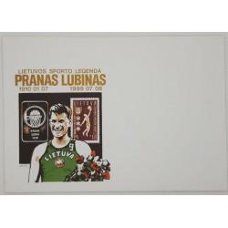 1999 Pranas Lubinas